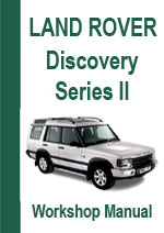 Land Rover Discovery 2 Workshop Manual